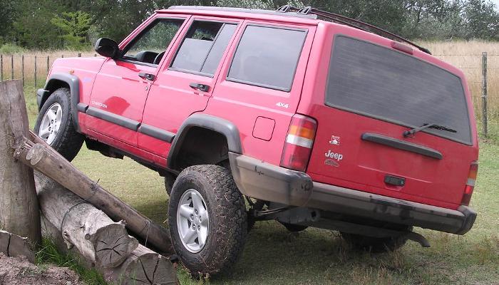 Parque4x4 Informaci 243 N Sobre El Jeep Cherokee