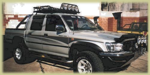 Parque4x4 - Accesorios para pickup