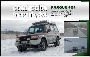 Conduccion Invernal y 4x4